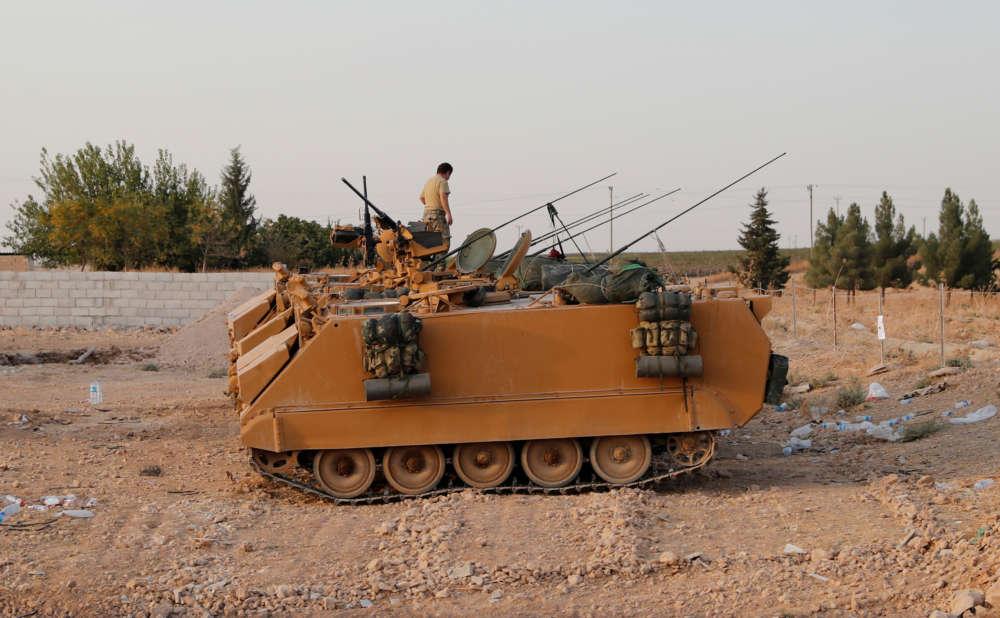 U.S. demands Syria ceasefire