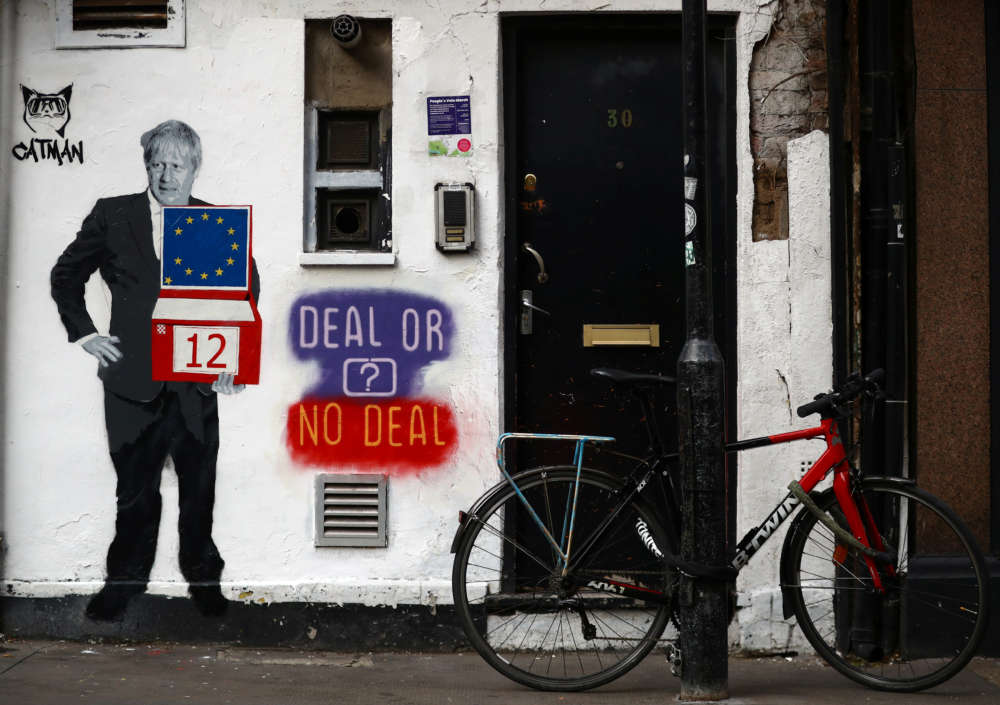 Brexit deal at hand in Brussels