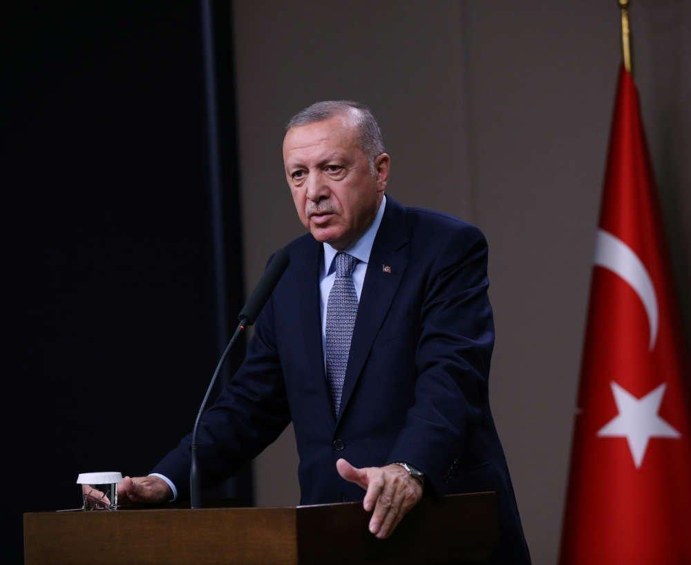 Erdogan says Haftar pursues Libya attacks 'with all his resources'