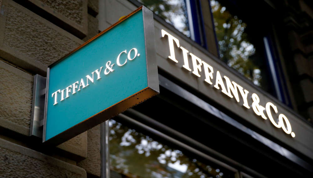 LVMH to buy U.S. jeweller Tiffany for $16.2 billion