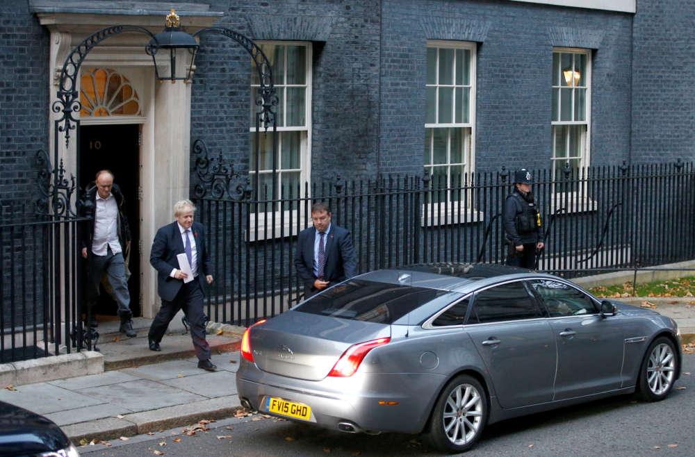Brexit election? Johnson makes fresh bid to break the deadlock