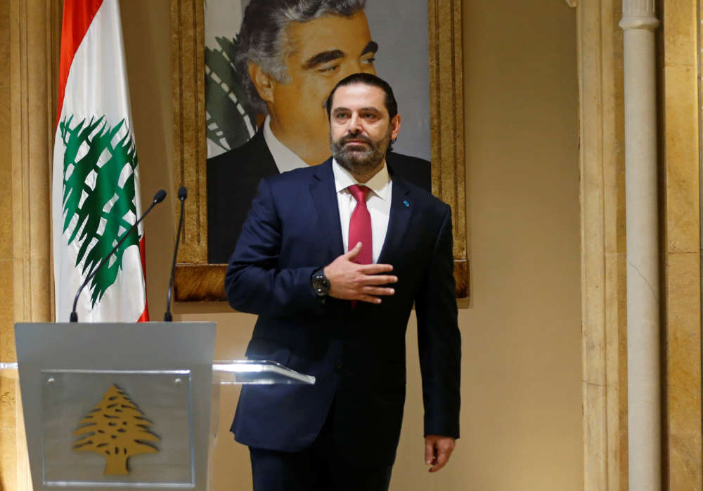 PM Hariri resigns as Lebanon crisis turns violent