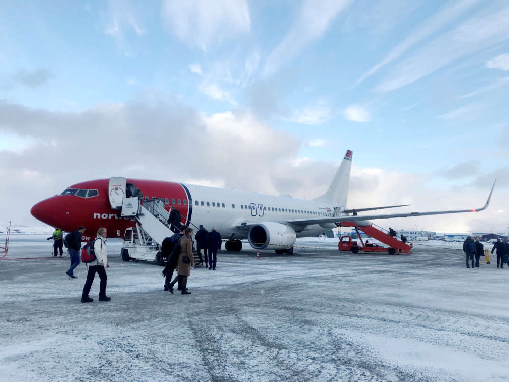 Norwegian Air slashed November traffic to stem losses