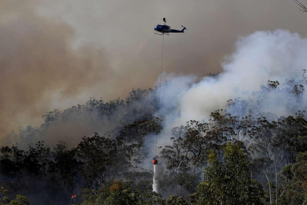 Southeast Australia burns as winds fan hungry fires