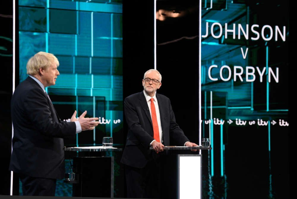 In testy leadership debate