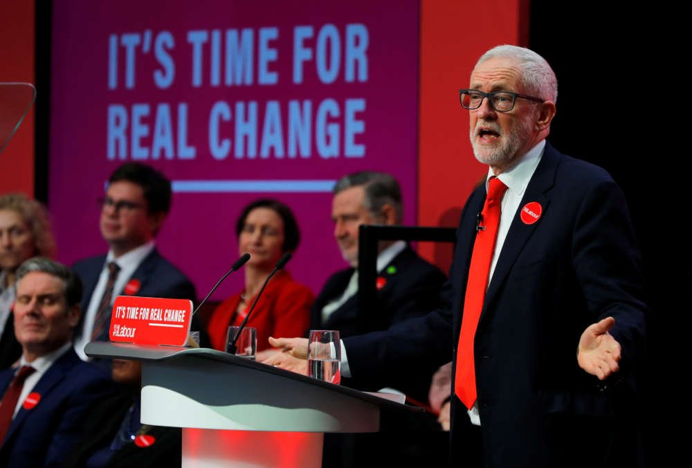 'Radical and ambitious': UK's Labour unveils socialist plan for Britain