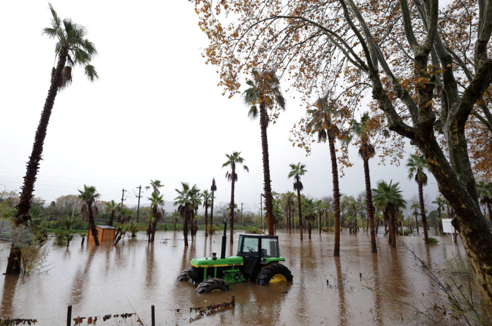 Two dead after massive floods hit southeastern France