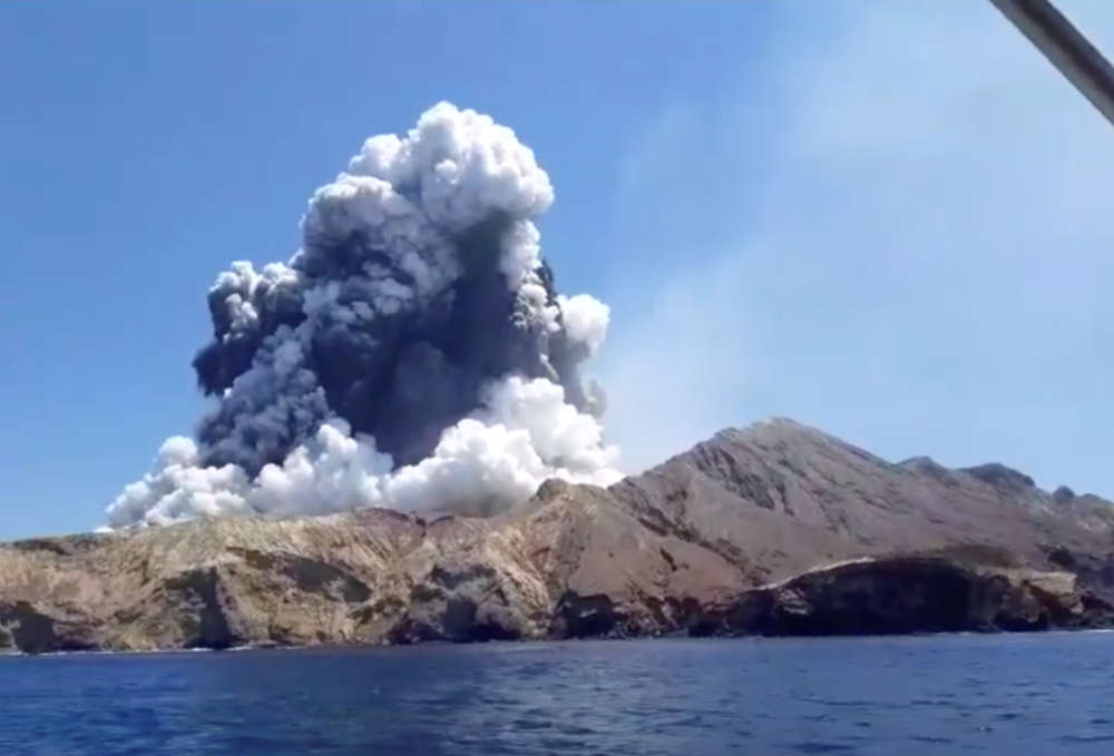 More than 24 people feared missing after NZ volcanic eruption kills 5