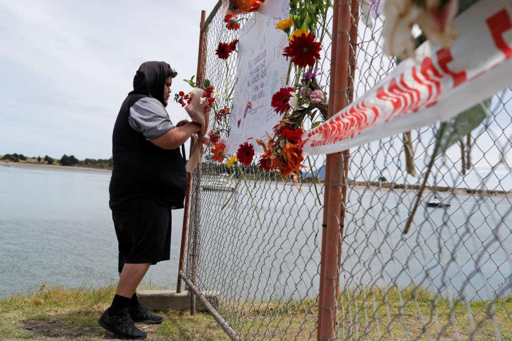 Tremors worsen on NZ volcano island