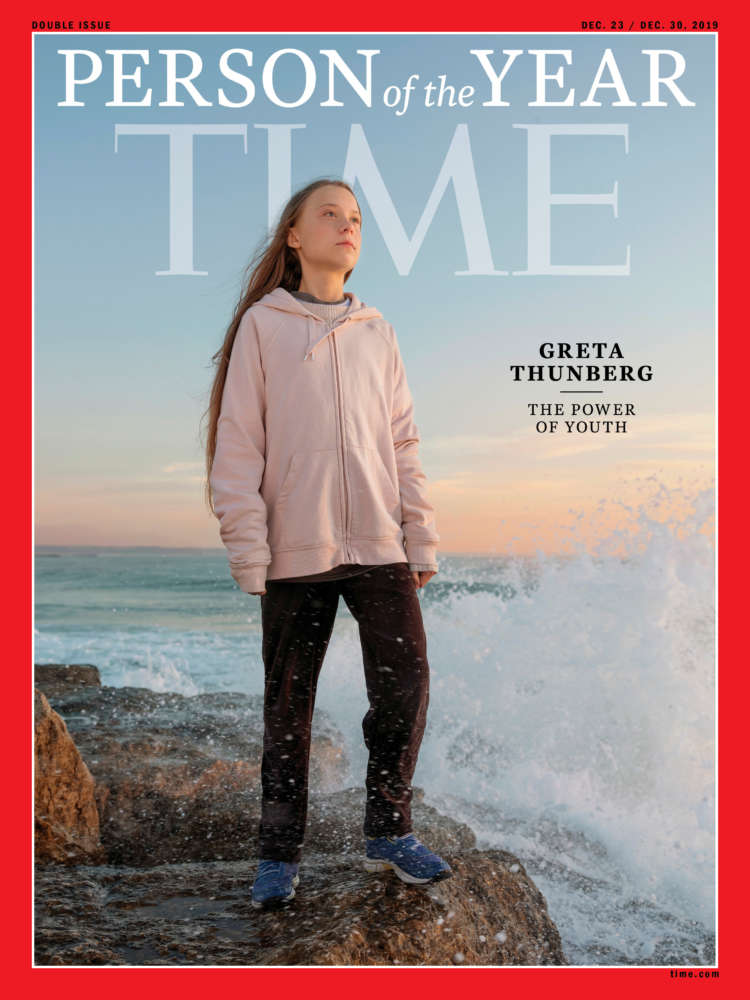 Trump mocks teen climate activist Thunberg: 'Chill Greta