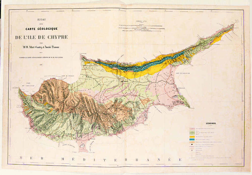 History of Cypriot toponyms at UK National Archives lecture