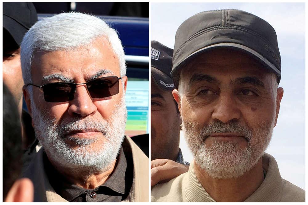 US says it kills top Iranian commander Soleimani in air strike