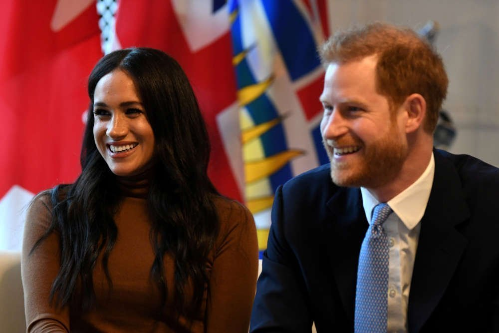 British royals Harry and Meghan step back from senior roles in surprise move