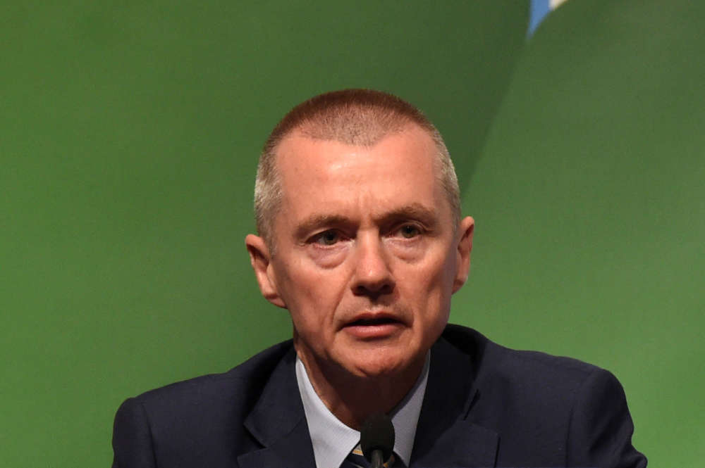 Walsh hands over the controls after building British Airways parent IAG