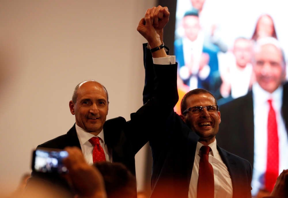 Political newcomer to become Malta's prime minister