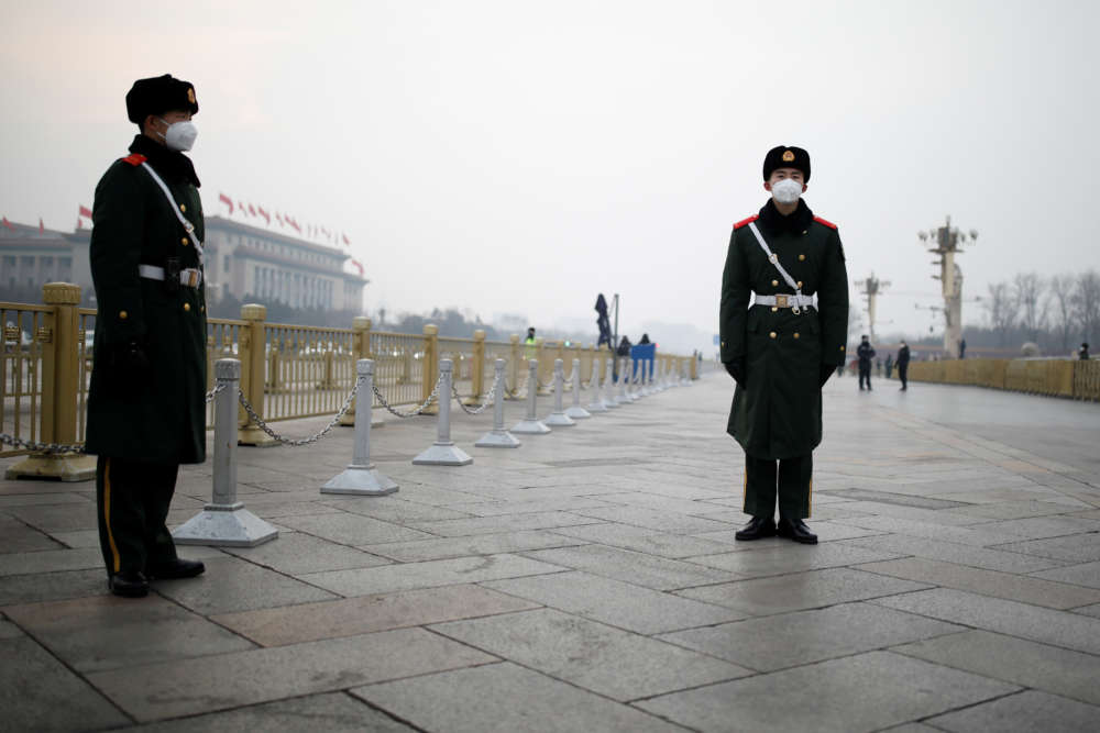 WHO chief says confident in China's ability to contain virus