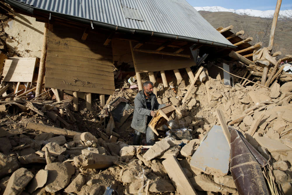 Turkey ends rescue efforts after earthquake toll reaches 41