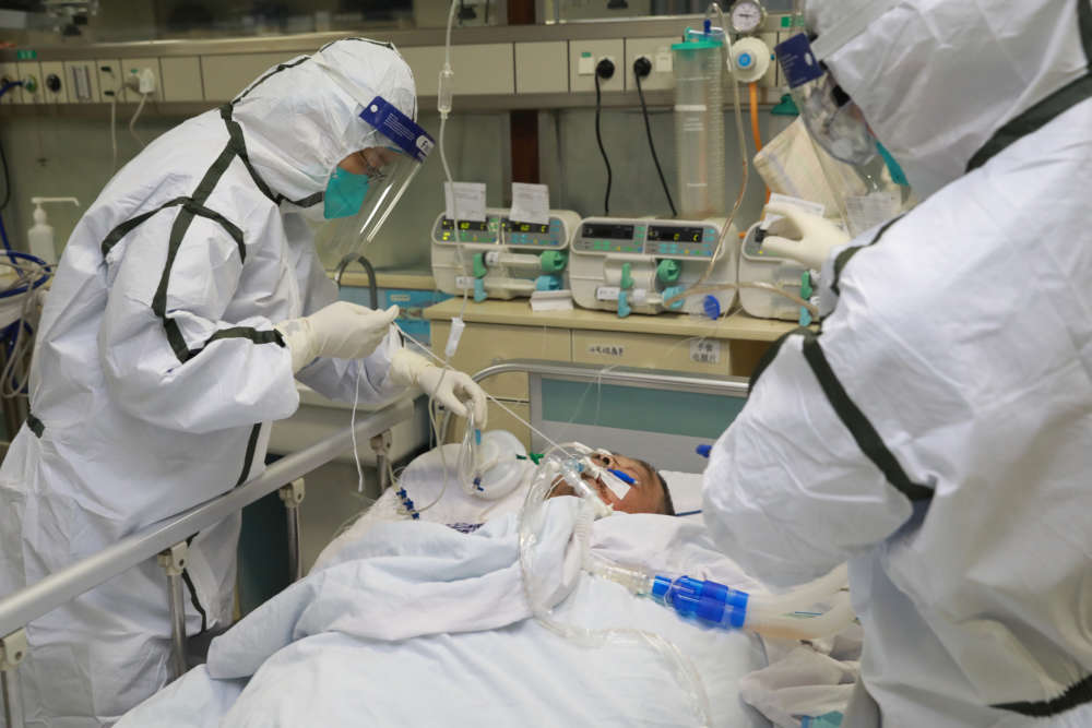 China virus toll exceeds 130; Japan