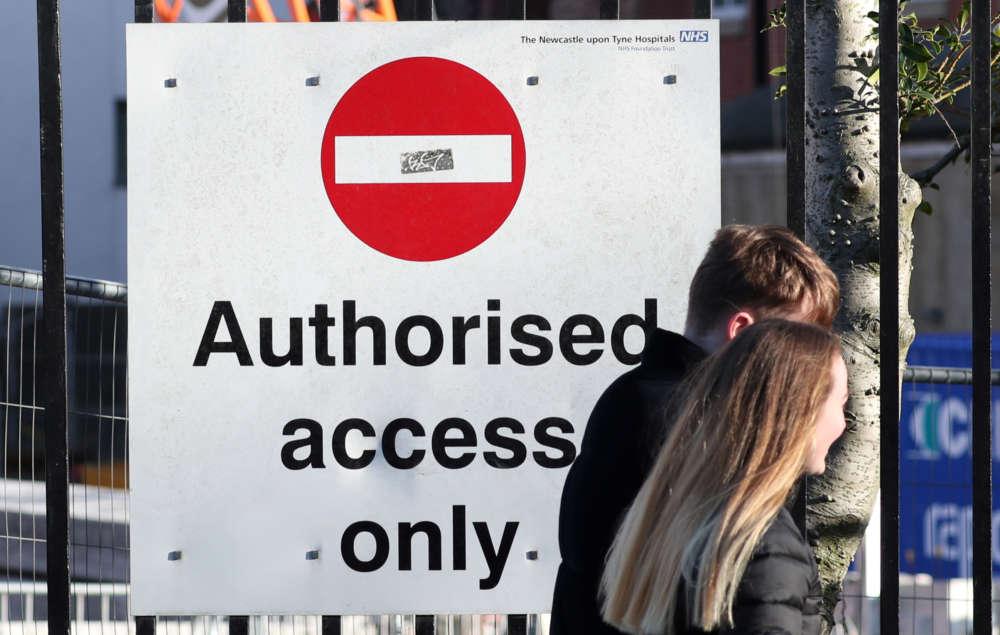 Coronavirus case found at British doctors' practice - BBC