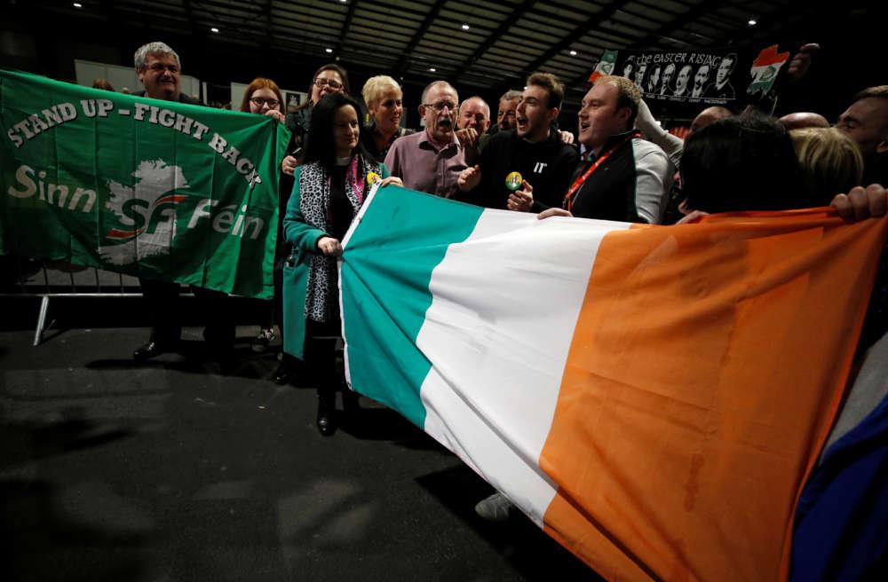 Political gridlock looms for Ireland after Sinn Fein surge