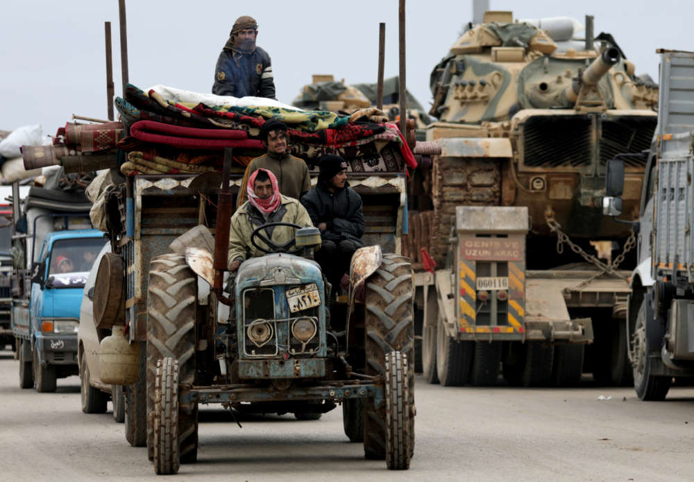 Syrian forces seize most of Aleppo province