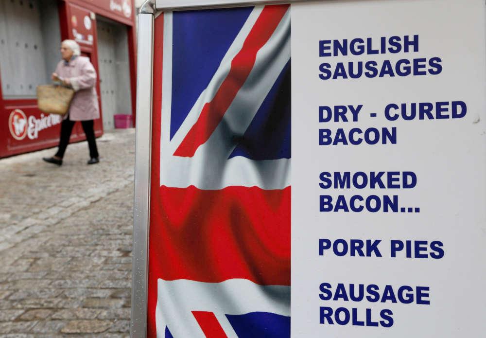 EU red tape strangling UK sausage prospects