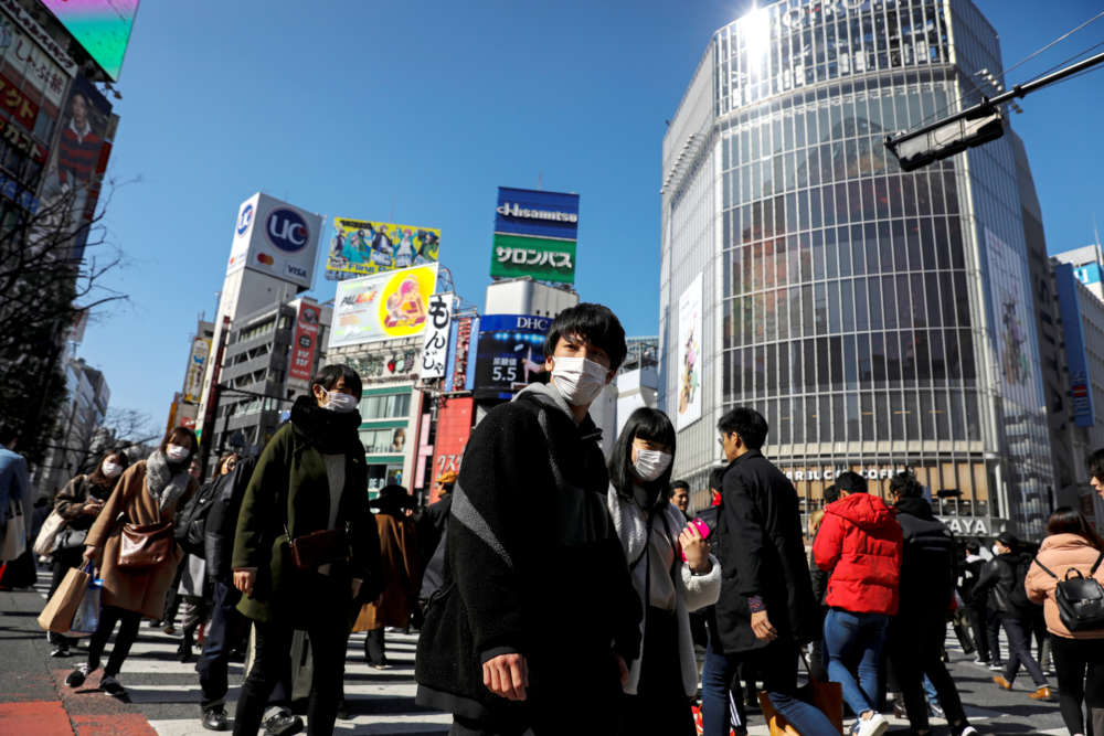 Japan coronavirus clouds gather as woman tests positive for 2nd time