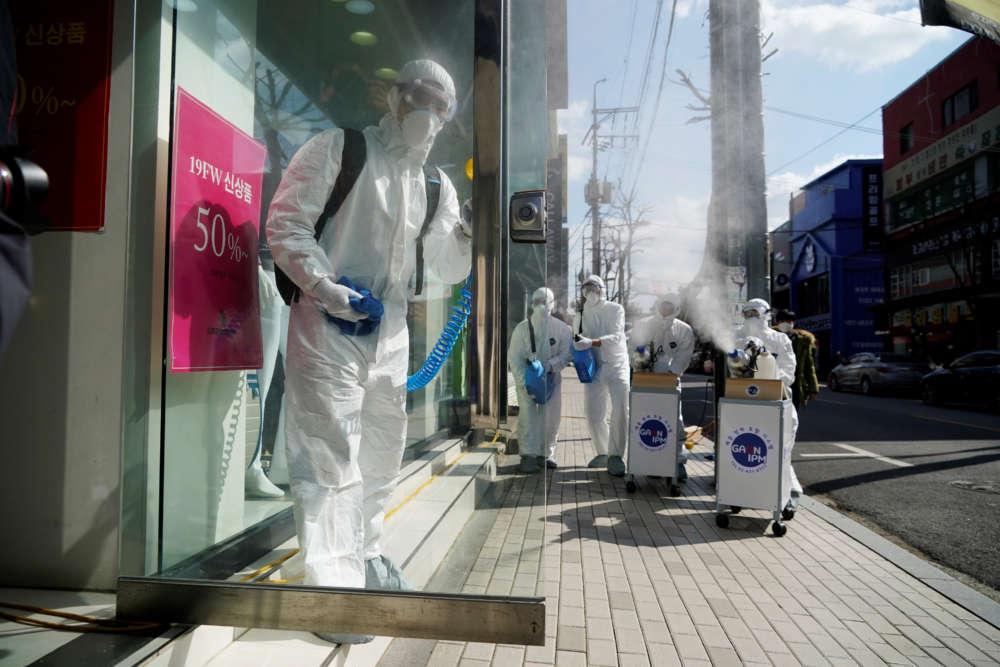 S.Korea seeks coronavirus murder charges