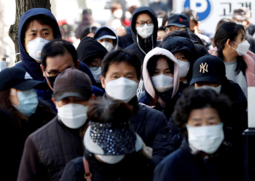 Latest on the spread of coronavirus around the world