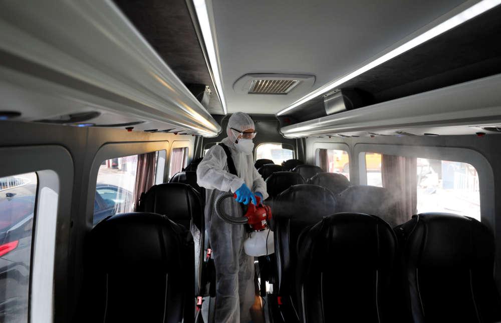 Bethlehem deserted after Palestinians declare coronavirus emergency