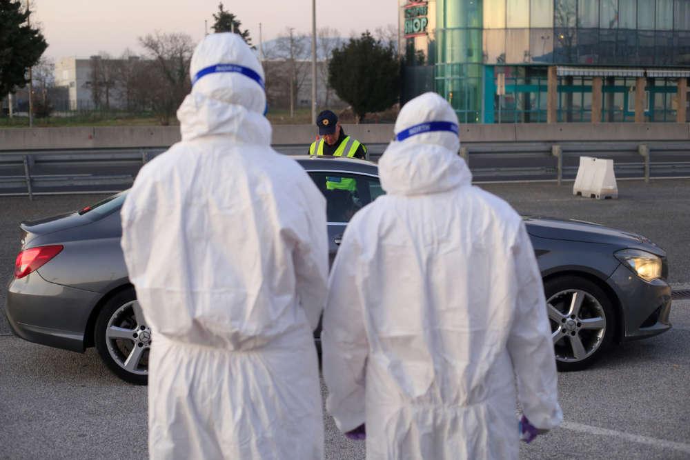 World Health Organization describes coronavirus outbreak as pandemic