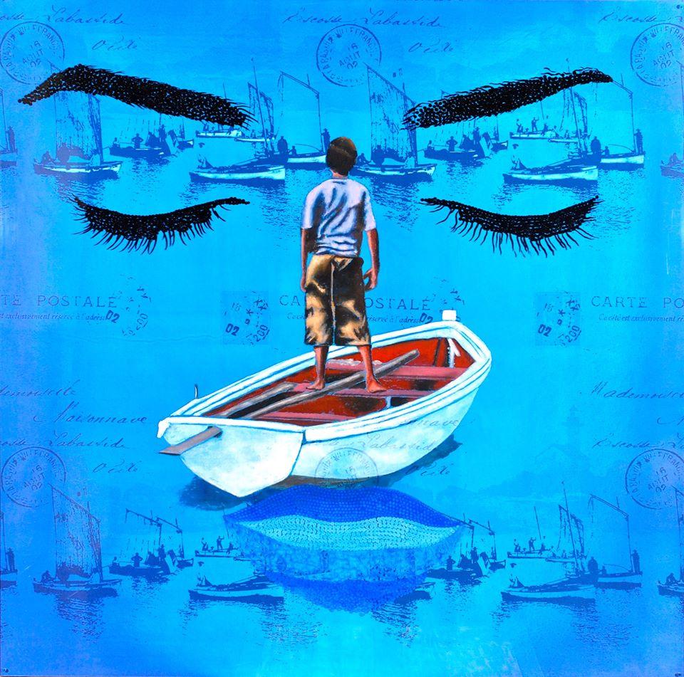 6 Limassol - Lossamil 6: art exhibition in Nicosia