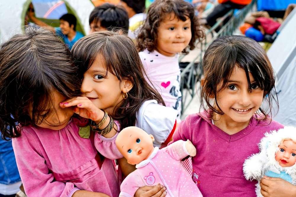 Yermasogia to establish a refugee children's centre