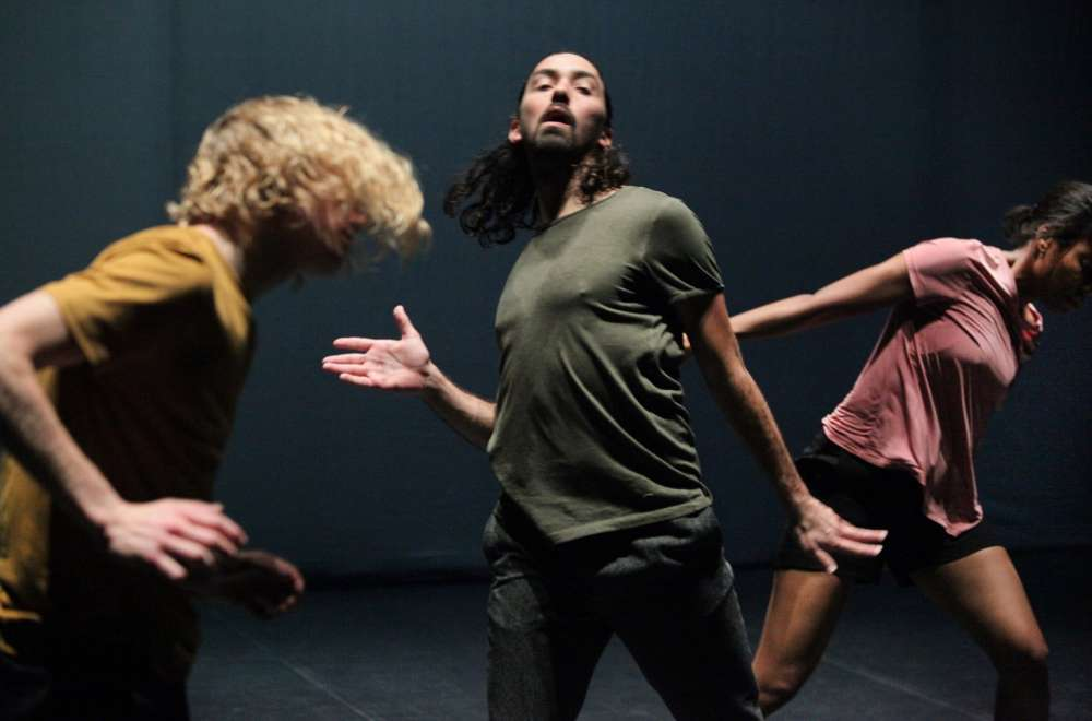 22nd Cyprus Contemporary Dance Festival - The Netherlands