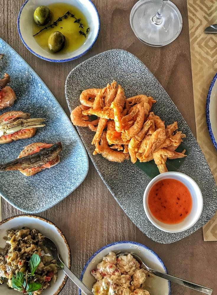 Almar Seafood Bar