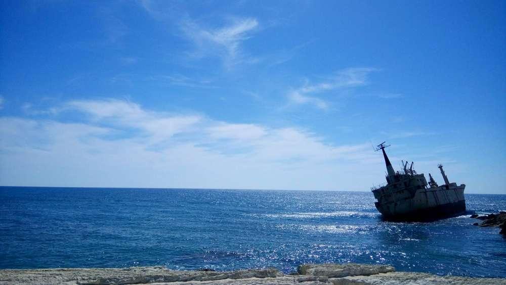 Edro III Shipwreck (Peyia)