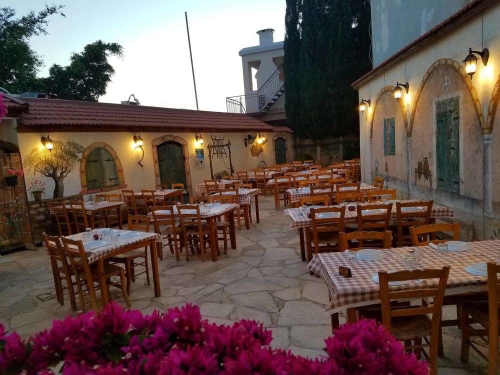 The Landmark. Traditional Taverna - Restaurant