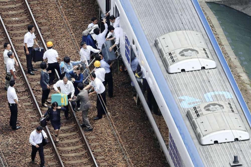 Magnitude 6.1 quake in Japan's Osaka area kills three