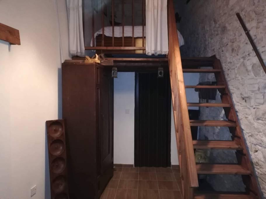 John's House at Omodos