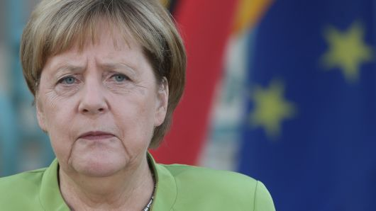 Losses for Merkel's party in Hesse election