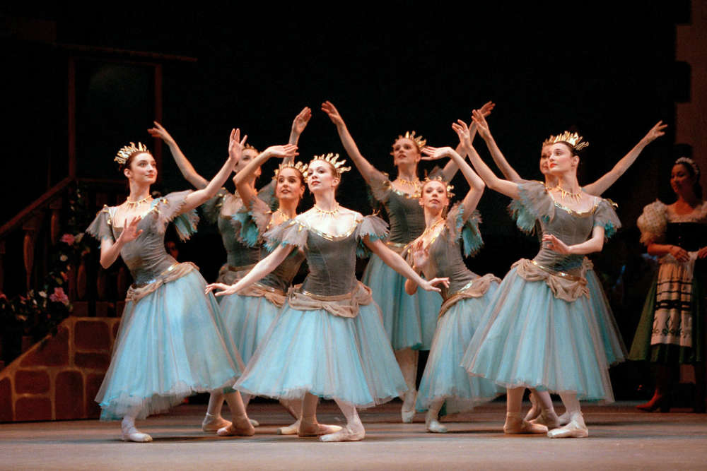 Coppelia - Royal Ballet in Limassol