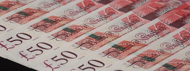 British pound set for weekly loss on political uncertainty