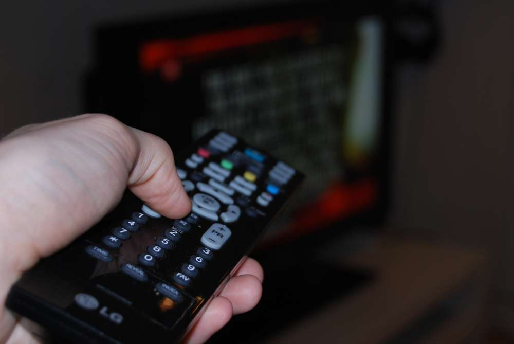 Woman fined for injuring husband in remote control spat
