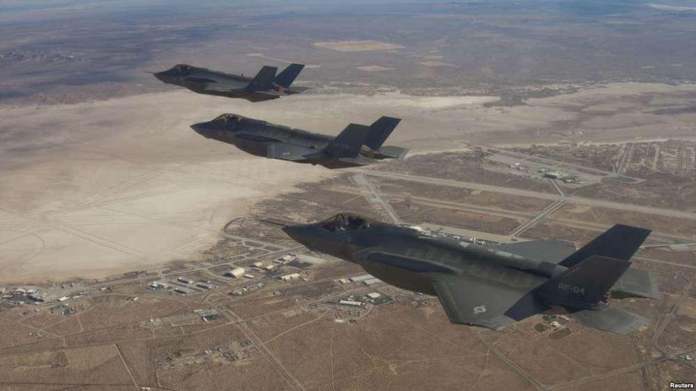 Three US senators introduce bill to block F-35 transfers to Turkey