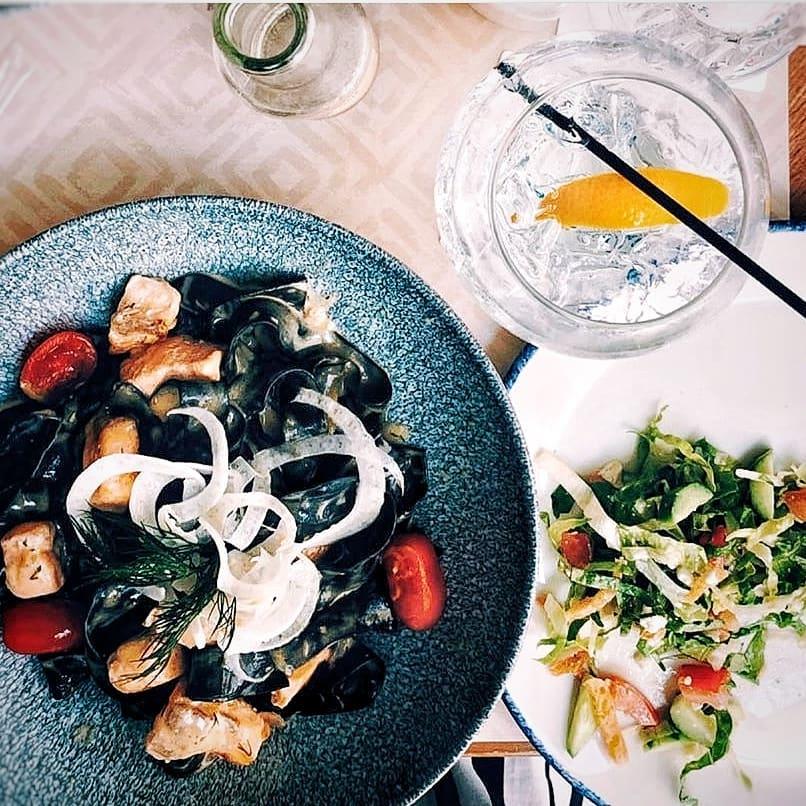 Almar Seafood Bar: taste of ocean in Larnaca