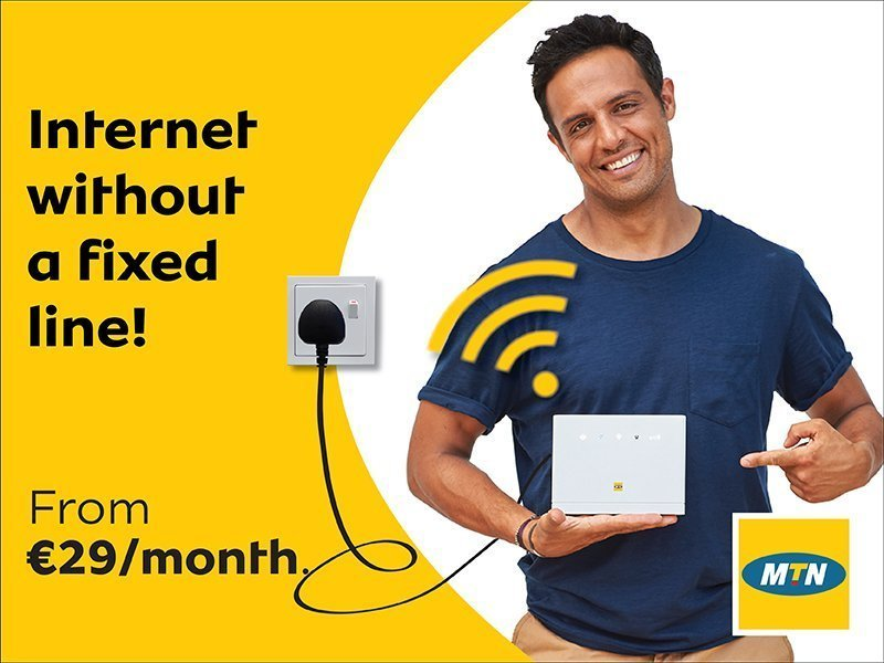 MTN Broadband in a Box – Internet without a fixed line