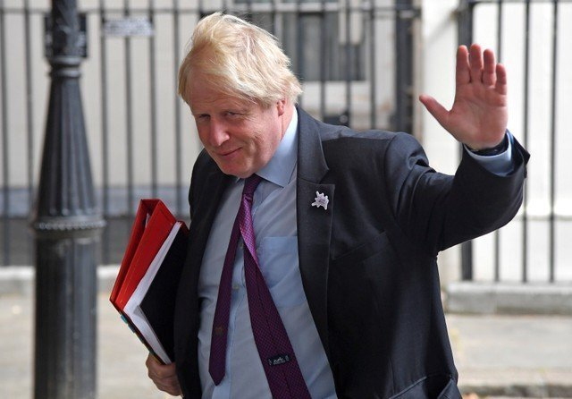 Johnson would delay Brexit if he became PM - Sun newspaper