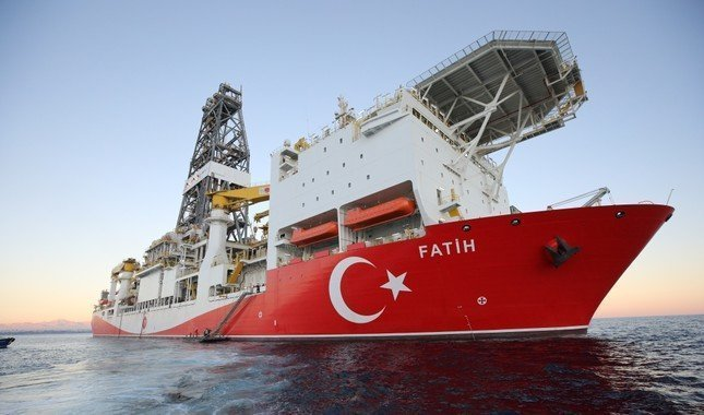 Turkey's Fatih drill ship starts operations off NE Cyprus - Anadolu