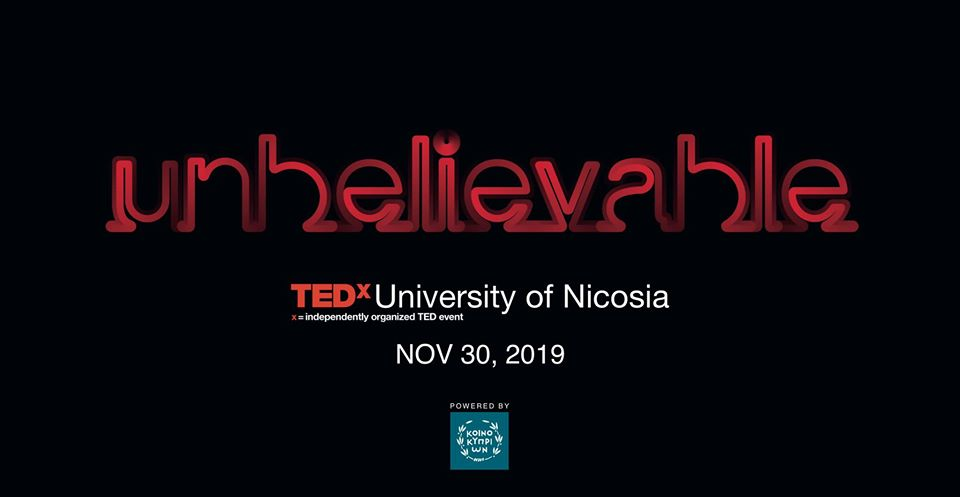 TEDx Event: Unbelievable