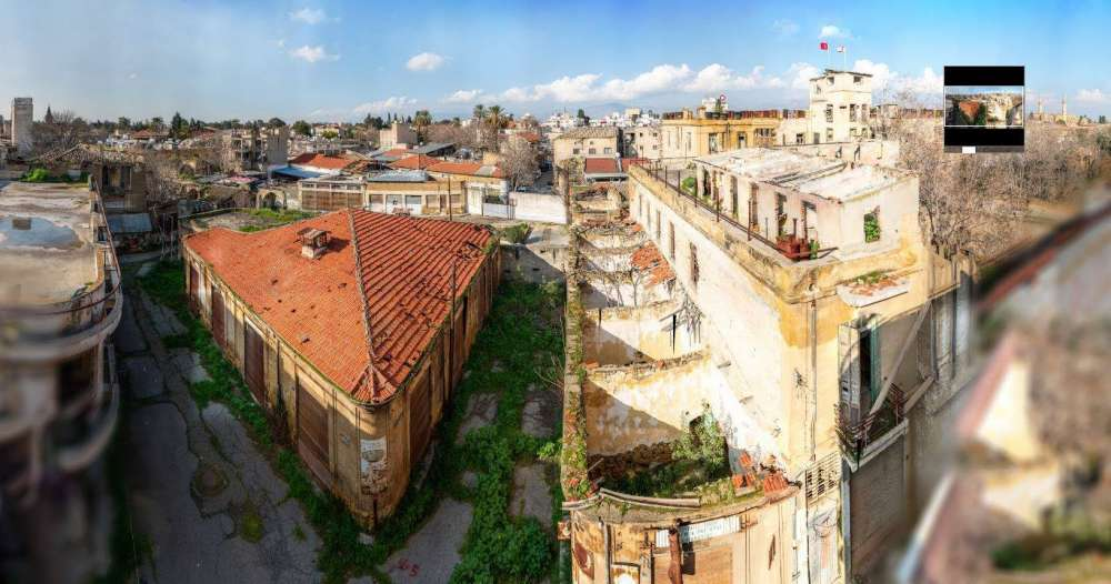 Virtual reality Google project immerses users in the Nicosia buffer zone (videos)